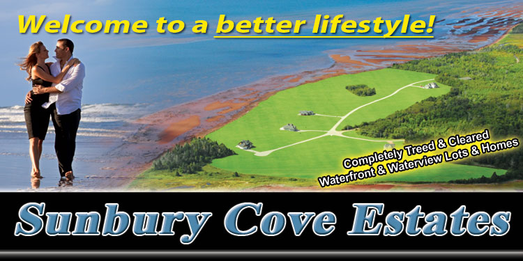Prince Edward Island Real Estate Oceanfront